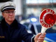 Augsburg: Autofahrerin ist mit drei Promille unterwegs