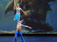 Ballett: Tanzen mit guten Freunden