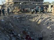 : Kabul ist zu einem der gefährlichsten Orte geworden