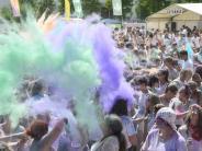 Bilder, Bilder, Bilder: Holi-Gaudy und Sportfreunde Stiller: Fotos zum Wochenende