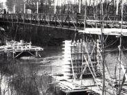 Augsburger Geschichte: Dem Steg folgte die MAN-Brücke