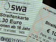 Augsburg: Warum werden Streifenkarten nicht mehr umgetauscht?
