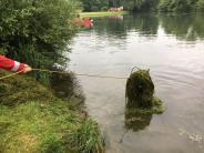 """Augsburg: Nach Badeunfall: """"Wer Panik hat, sollte hier nicht schwimmen"""""""