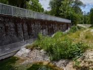 Augsburg: Fischtreppe am Hochablass kommt später - zum Ärger von Ausflüglern