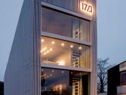 Architektouren: Viel Holz auf der Hütte