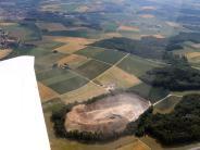 Donau-Ries: Gefahr vor Waldbränden: Auf der Suche nach Rauch am Horizont