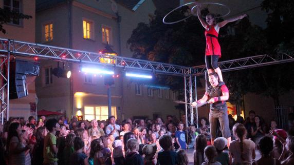 Augsburg: Das ist neu auf den Sommernächten 2017