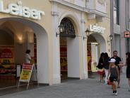 Augsburg: Warum Schuh Leiser schließt