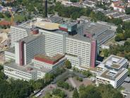 Augsburg: Nach Wasserschaden am Klinikum sind 20 Räume nicht nutzbar