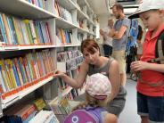 Bildung: Wie lange steht der Bücherbus noch still?