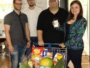 Projekt: Mit Navi durch den Supermarkt