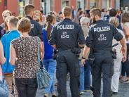 Sommernächte: So bewertet die Polizei die Augsburger Sommernächte