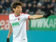 FC Augsburg: FCA-Spieler Koo ist mit seiner Situation unzufrieden