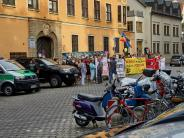 Politik: AfD erntet im Wahlkampf Applaus und Protest