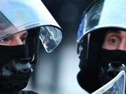 Augsburg: G20: Polizisten aus der Region kommen unverletzt zurück