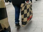 Augsburg: Wo in Augsburg die meisten Passanten unterwegs sind