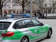 Augsburg: Mehr Straftaten am Königsplatz: Kann Videoüberwachung helfen?