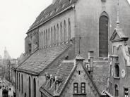 Augsburger Geschichte: Die verkürzte Barfüßerkirche