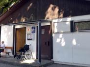 Augsburg: Die alte Plärrerwache hat bald ausgedient