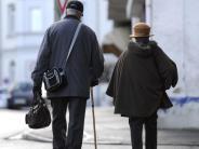 Einwohnerzahl: Die ältere Generation im Wandel der Zeit