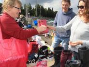 Augsburg: Hier feilschen Mamas im Kaufrausch