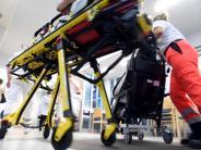 Augsburg: So groß ist die Not der Retter in der Notaufnahme