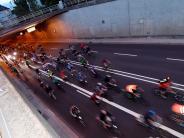 Fahrrad: Spaß für Radler, Ärger für einige Autofahrer