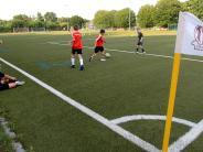 Augsburg: Fußballer setzen auf Kunstrasen