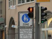 Augsburg: Radler dürfen künftig vormittags in der Fußgängerzone fahren