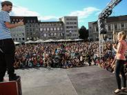 Augsburg: Die Straßenkünstler kommen: So wird La Strada 2017