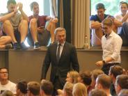 Universität Augsburg: Nach Lindner-Auftritt: Augsburgs SPD-Chefin kritisiert Uni-Spitze