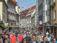 Augsburg: Warum Augsburg den Marktsonntag braucht
