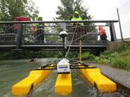 Augsburg: Neue Technik warnt schneller vor Hochwasser