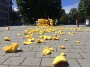 Augsburg: Zeigt dieser Schwamm, was bei uns schiefläuft?