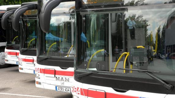Region Augsburg: Streik: Heute fallen Regionalbusse aus