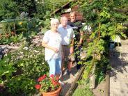 Augsburg: Gärten für jeden Geschmack