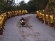 Langerringen: Mit dem Motorrad durch die ganze Welt