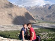 Interview: Augsburger auf Weltreise: Ihr Weg führte sie bis nach Kirgistan