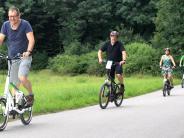 Augsburg: Im Steppschritt durch den Siebentischwald