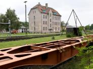 Bahnpark Augsburg: Bahnpark: Die Zukunft scheint gesichert