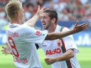 FC Augsburg: FCA: So schlecht lief der Bundesliga-Auftakt in vergangenen Jahren