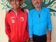 : Eine FCA-Jacke in den Anden Perus