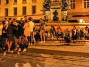 Augsburg: Feiern in Augsburg: Viele Anwohner sind vom Lärm genervt