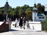 Augsburg: Ab heute ist der Hochablass gesperrt