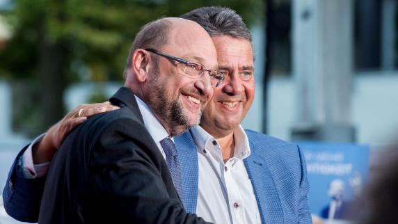 Gabriel irritiert mit Aussagen zu Wahlchancen der SPD