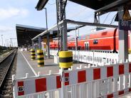 Augsburg: Baustelle: Für Anwohner des Hauptbahnhofs wird es nachts laut