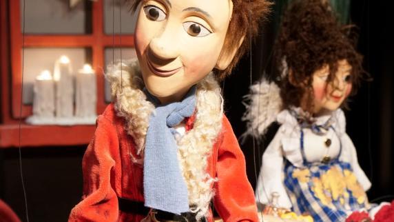 Weihnachtsmärchen: Die Augsburger Puppenkiste verzaubert nun auch das Kino