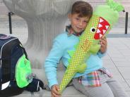 Schulanfang: Servus Kindergarten, hallo Schule