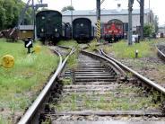 Augsburg: Seehofer interessiert sich für Zukunft des Bahnparks