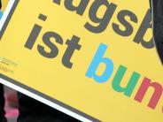 Augsburg: Stadt Augsburg ruft zu Protest gegen Rechtsextreme auf